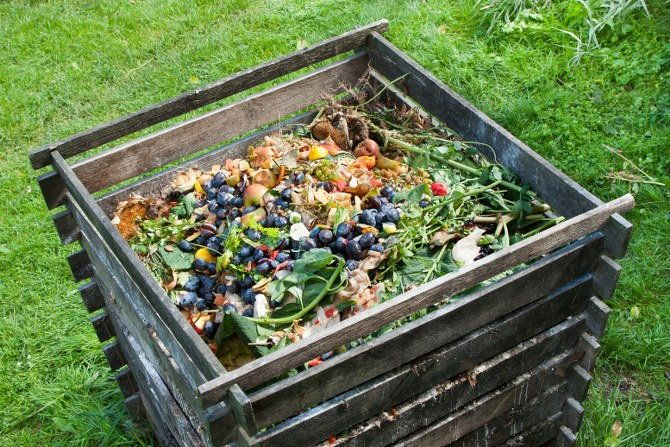 composting container