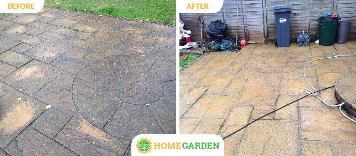Wormwood Scrubs garden maintenance W12