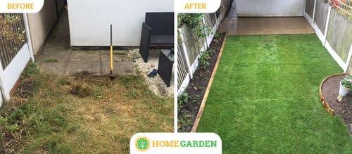 EN3 gardening Ponders End