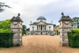A Visit to the Chiswick House and Gardens