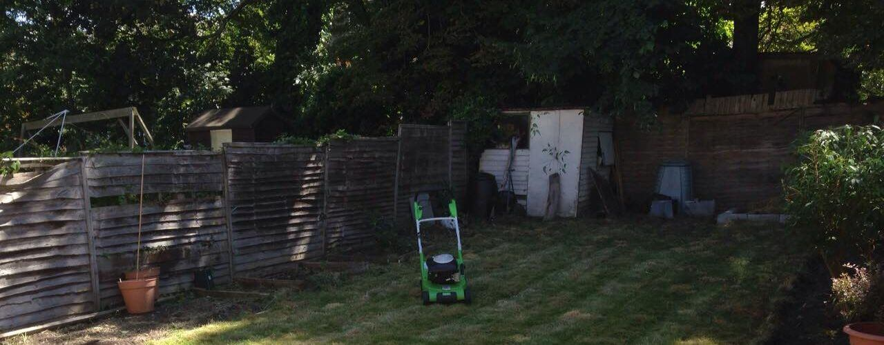 Kensington Olympia lawn landscaping services