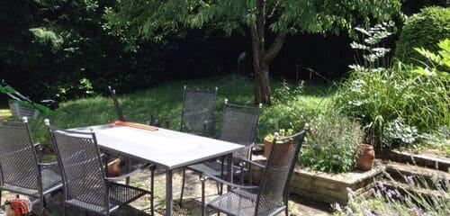 Clapham garden design service SW4