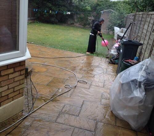 Harpenden garden design service WD3