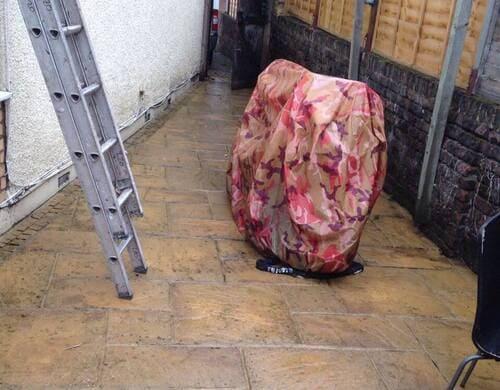 TW14 garden tidy ups