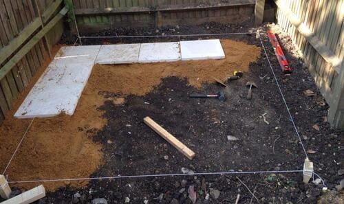 DA4 gardener service Horton Kirby