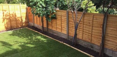 Palmers Green garden design service N13
