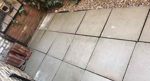 Wapping garden design service E1
